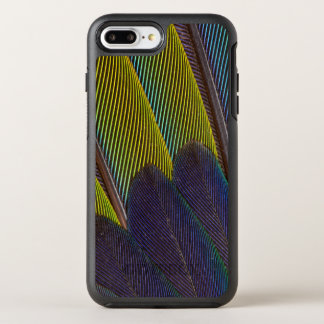 Jenday Conure Feather Detail OtterBox Symmetry iPhone 8 Plus/7 Plus Case