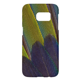 Jenday Conure Feather Detail Samsung Galaxy S7 Case