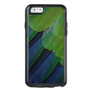 Jenday Conure feathers OtterBox iPhone 6/6s Case