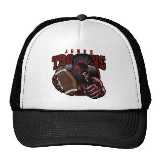 JenksTrojans12.png Trucker Hat