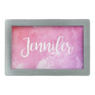 Jennifer Name Belt Buckle