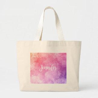 Jennifer Name Large Tote Bag