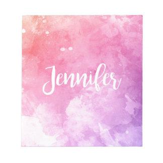 Jennifer Name Notepad
