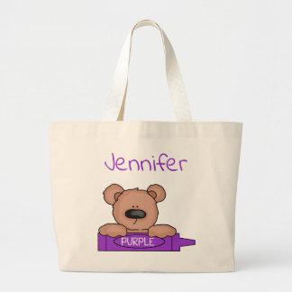 Jennifer's Teddybear Tote