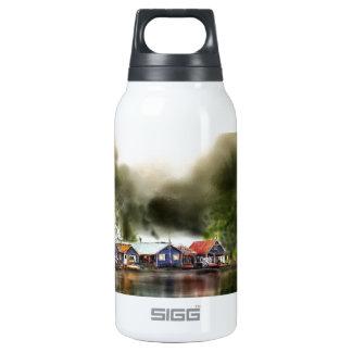 Jennis Bay Marina.jpg Insulated Water Bottle