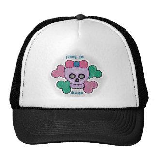 Jenny Jo Design Logo Trucker Hat