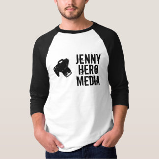 JennyHero Media T-Shirt