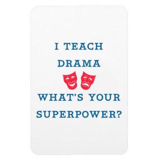 J'enseigne à drame ce qui est la votre magnets