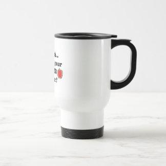 J'enseigne Mug À Café