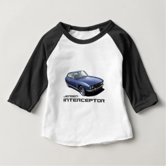 Jensen Interceptor Baby T-Shirt