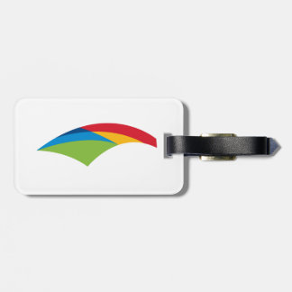 Jeollabuk-do Luggage Tag