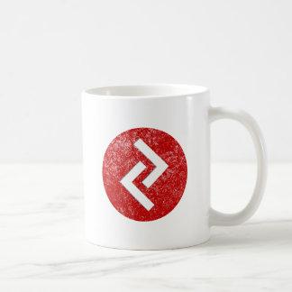 Jera Rune Coffee Mug