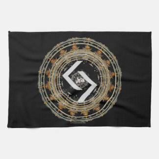 ☼JERA - Rune of Time☼ Kitchen Towel