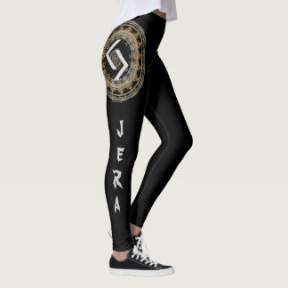☼JERA - Rune of Time ☼ Leggings