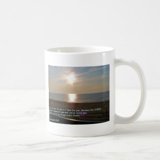 Jeremiah 29:11 Sunrise Coffee Mug