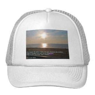 Jeremiah 29:11 Sunrise Trucker Hat
