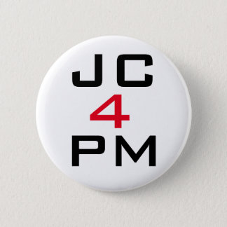 "Jeremy Corbyn ""JC For PM"" Button Badge"
