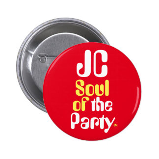"Jeremy Corbyn ""JC Soul Of The Party™ Button Badge"