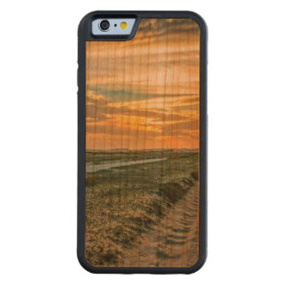 Jericoacoara National Park Dunes Road Cherry iPhone 6 Bumper Case