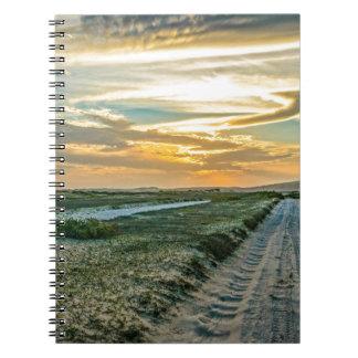 Jericoacoara National Park Dunes Road Notebooks