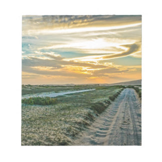 Jericoacoara National Park Dunes Road Notepad