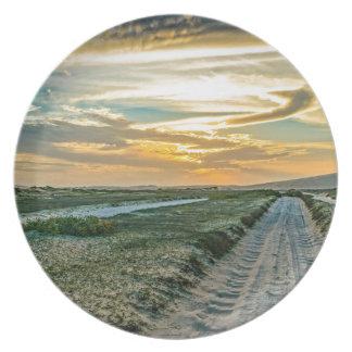 Jericoacoara National Park Dunes Road Plates
