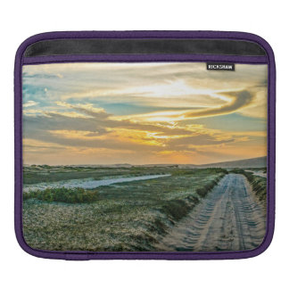 Jericoacoara National Park Dunes Road Sleeves For iPads