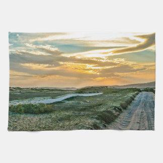 Jericoacoara National Park Dunes Road Towels