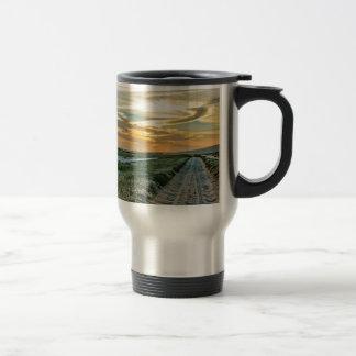 Jericoacoara National Park Dunes Road Travel Mug
