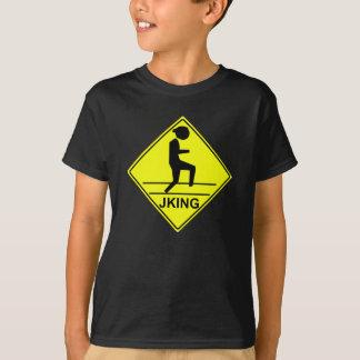 Jerk Crossing T-Shirt