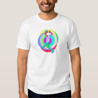 JERK DANCE logo T-shirts