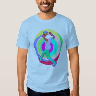 JERK DANCE logo Tee Shirts