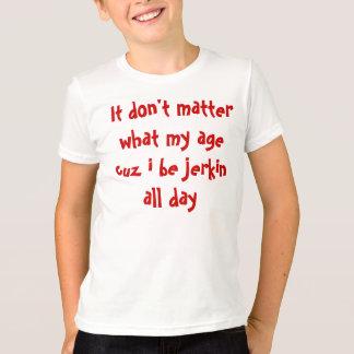 jerkin for kids T-Shirt