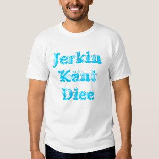 Jerkin Kant Diee T-shirts