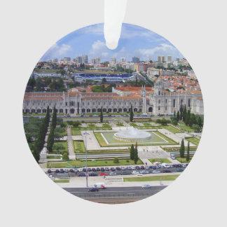 Jeronimos* Lisbon Portugal Christmas Ornament