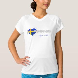 JERRILLA Design Custom Dry T-shirt Sveden