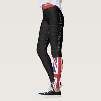 JERRILLA Design Custom sport put-went to Britain Leggings