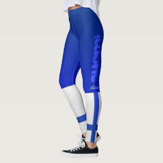 JERRILLA Design Custom sport put-went to Suomi Leggings