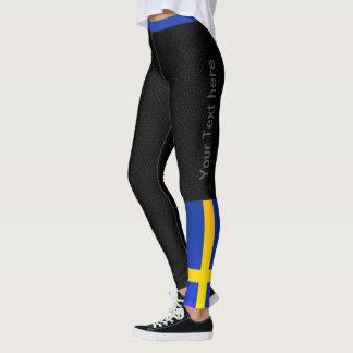 JERRILLA Design Custom sport put-went to Sveden Leggings