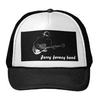 Jerry Forney Band Cap Trucker Hat