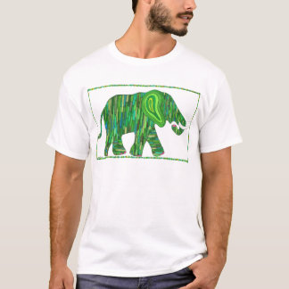 Jerry Green Jade Elephant Shirt