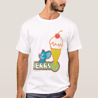 Jerry Ice Cream T-Shirt