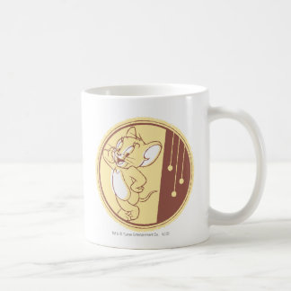 Jerry In Circle Coffee Mug