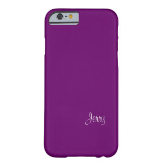Jerry Purple Style iPhone case