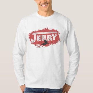 Jerry Silhouette Logo T-Shirt