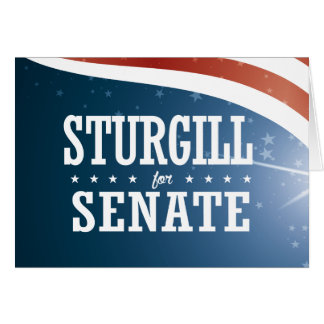 Jerry Sturgill 2016 Card