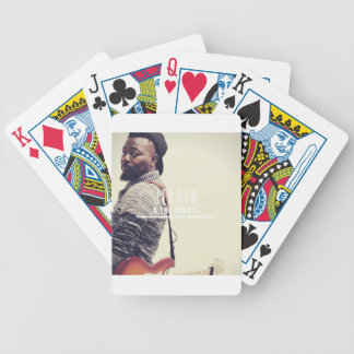 Jerryd Bass Guitar Bicycle Playing Cards