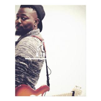 Jerryd Bass Guitar Letterhead