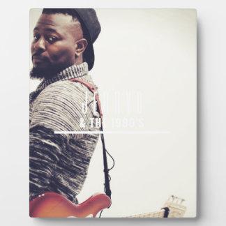 Jerryd Bass Guitar Plaque