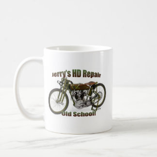 Jerry's HD Repair Coffee Mug, Old School! Coffee Mug